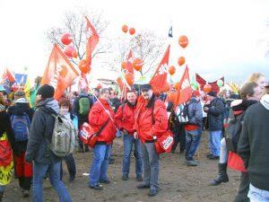 Anti Atom Demo im Wendland