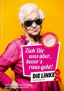 DIE-LINKE-AIDS-Kampagne-2018-Poster