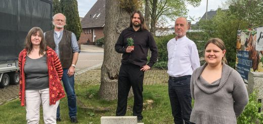 LINKE Direktkandidat Christian Suhr Bundestagswahl 2021