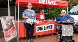 DIE LINKE EU-Wahl 2019 Mai Ganderkesee