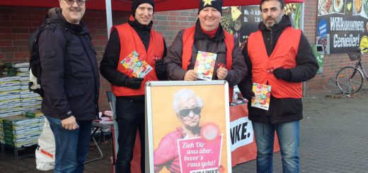 DIE-LINKE-Ganderkesee-Welt-AIDS-Tag-2018