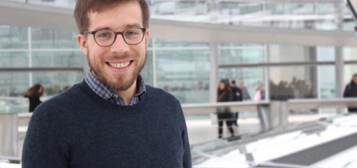 DIE LINKE Victor Perli im Bundestag