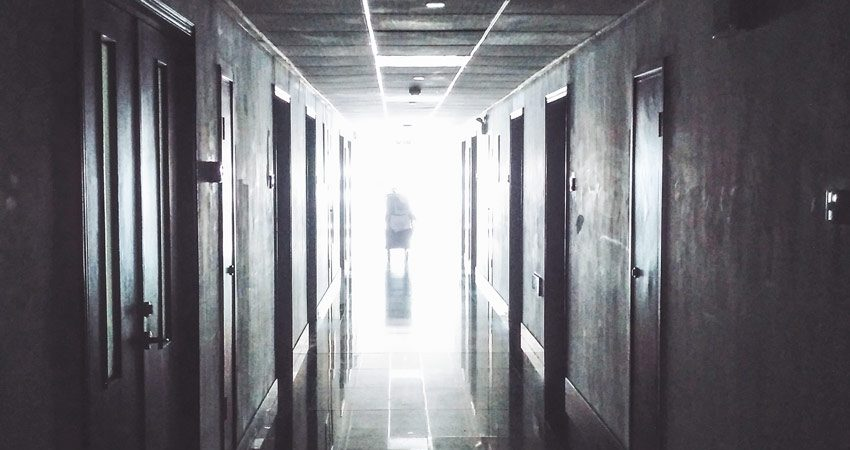 Geschlossene Krankenhäuser