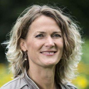 Katja Radvan für die Gemeinde Hatten