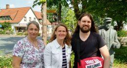 Katja-Radvan-bei-DIE-LINKE-Oldenburg-Land-Juni-2019